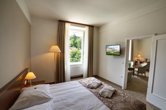 PREMIUM Suite 40m2 - park 2