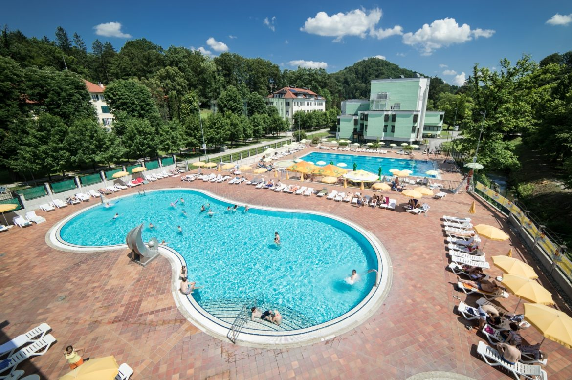 THE OUTSIDE SWIMMING POOLS OF ROGAŠKA RIVIERA will be opened on 22.6.2018!